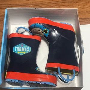Thomas the Train Rain Boots, Toddler 6